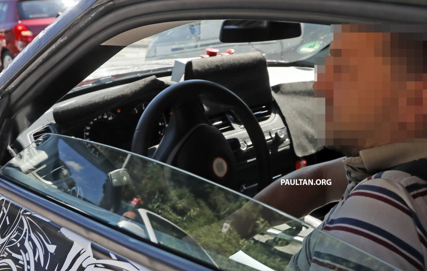 SPYSHOTS: Toyota Supra captured for the first time! Image #546876