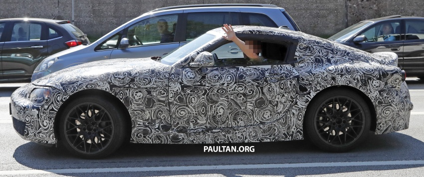 SPYSHOTS: Toyota Supra captured for the first time! Image #546869
