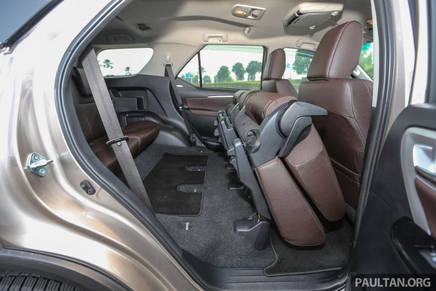 GALLERY: 2016 Toyota Hilux 2.8G, Fortuner 2.7 SRZ Image #543639