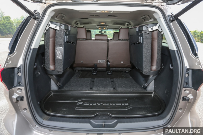 GALLERY: 2016 Toyota Hilux 2.8G, Fortuner 2.7 SRZ Image #543644
