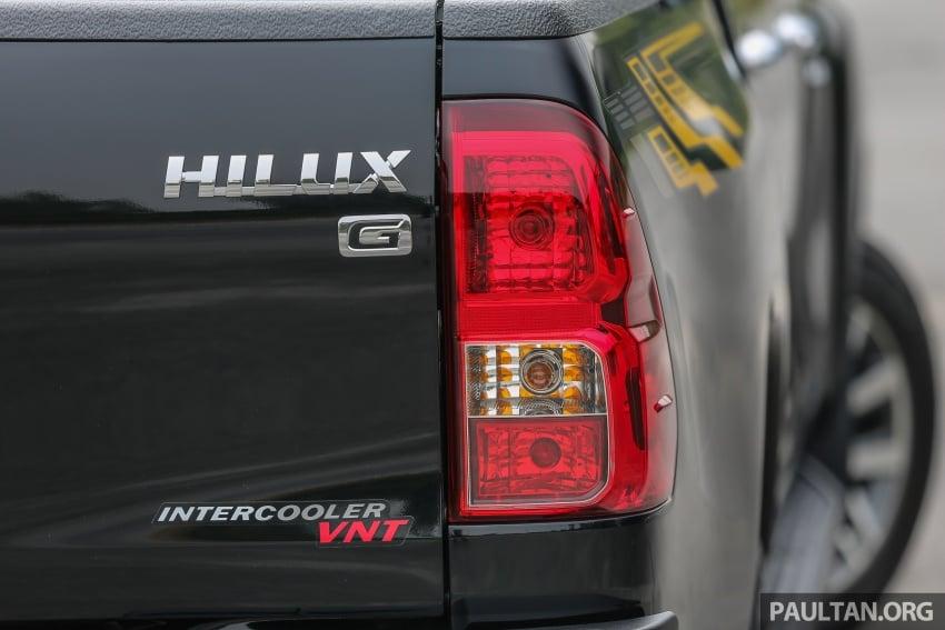 GALLERY: 2016 Toyota Hilux 2.8G, Fortuner 2.7 SRZ Image #543480