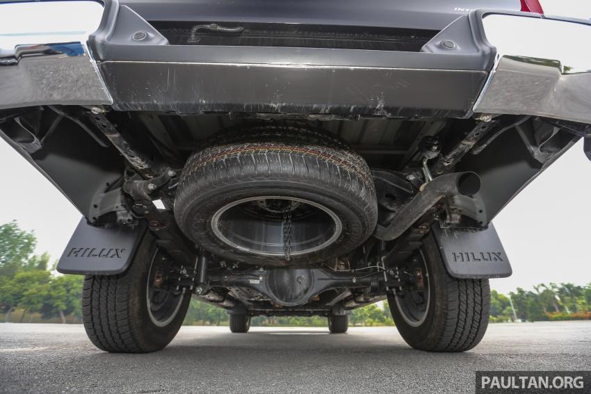 GALLERY: 2016 Toyota Hilux 2.8G, Fortuner 2.7 SRZ Image #543489