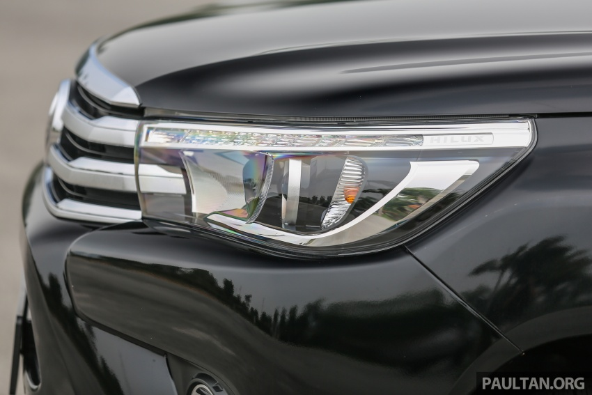 GALLERY: 2016 Toyota Hilux 2.8G, Fortuner 2.7 SRZ Image #543440