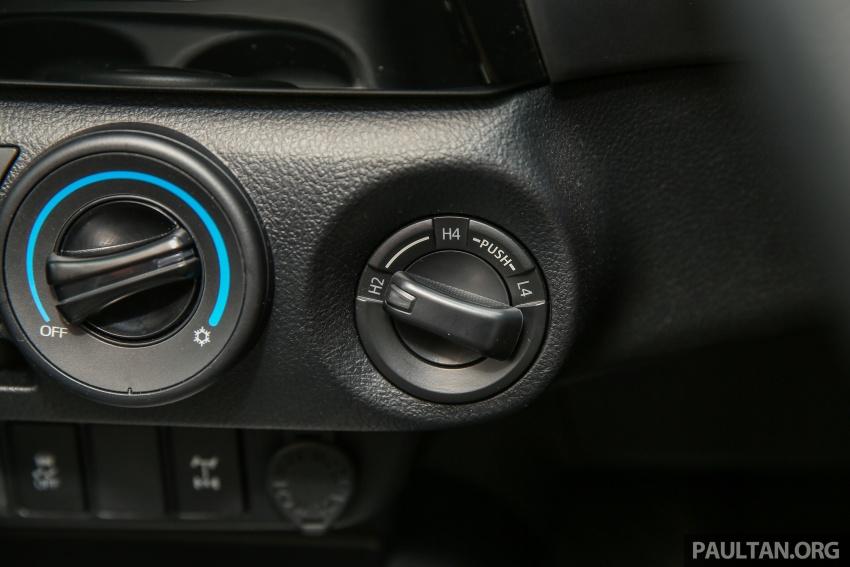 GALLERY: 2016 Toyota Hilux 2.8G, Fortuner 2.7 SRZ Image #543507