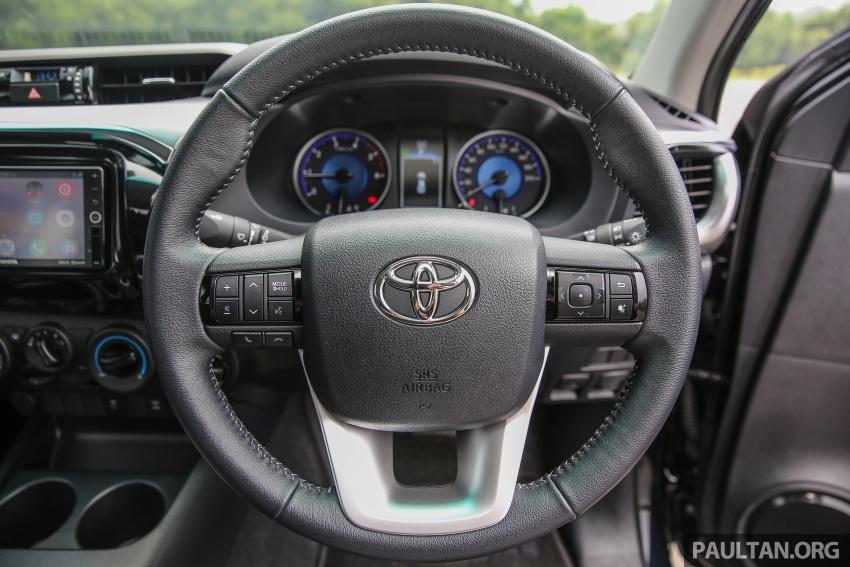 GALLERY: 2016 Toyota Hilux 2.8G, Fortuner 2.7 SRZ Image #543494
