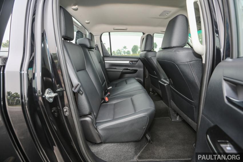 GALLERY: 2016 Toyota Hilux 2.8G, Fortuner 2.7 SRZ Image #543535