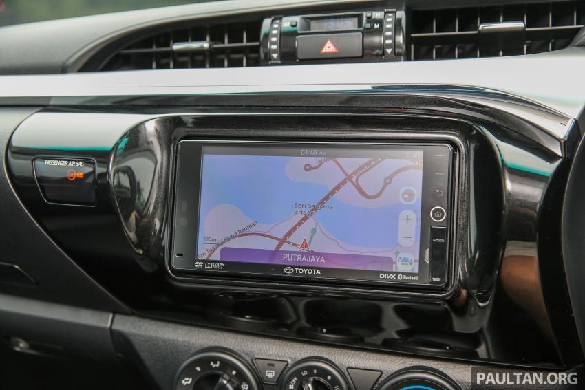 GALLERY: 2016 Toyota Hilux 2.8G, Fortuner 2.7 SRZ Image #543501