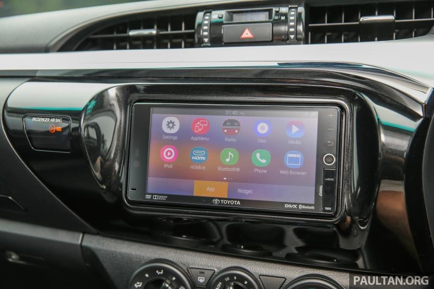 GALLERY: 2016 Toyota Hilux 2.8G, Fortuner 2.7 SRZ Image #543502