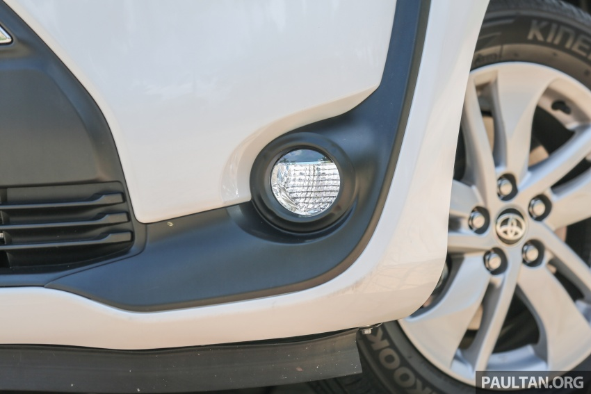 GALLERY: Toyota Sienta 1.5G – the base model MPV Image #545326