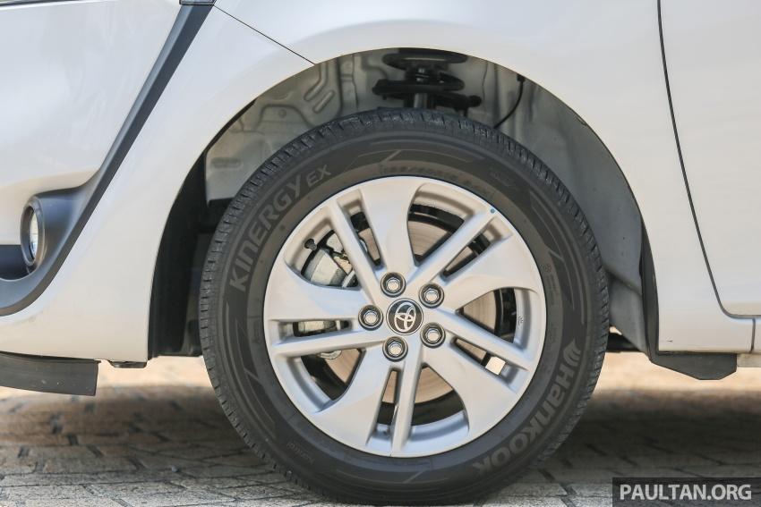 GALLERY: Toyota Sienta 1.5G – the base model MPV Image #545330