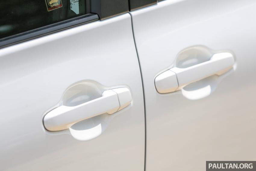 GALLERY: Toyota Sienta 1.5G – the base model MPV Image #545332