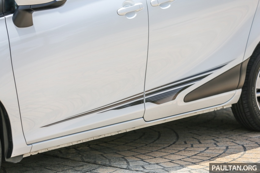 GALLERY: Toyota Sienta 1.5G – the base model MPV Image #545334