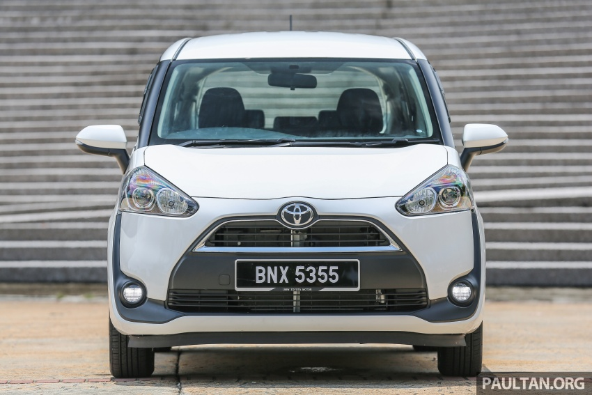 GALLERY: Toyota Sienta 1.5G – the base model MPV Image #545315