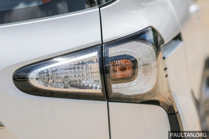 GALLERY: Toyota Sienta 1.5G – the base model MPV Image #545345