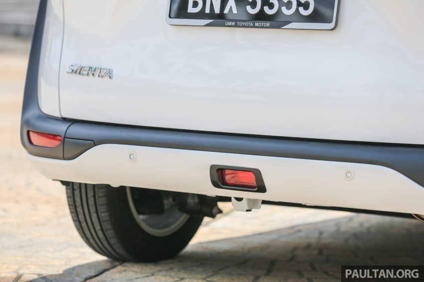 GALLERY: Toyota Sienta 1.5G – the base model MPV Image #545348