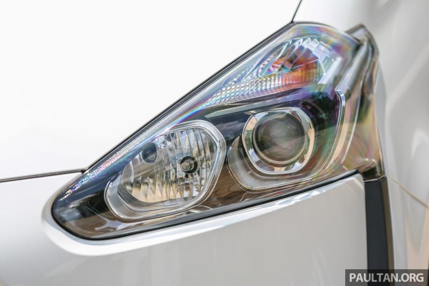 GALLERY: Toyota Sienta 1.5G – the base model MPV Image #545324