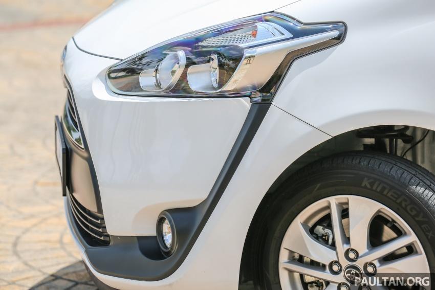 GALLERY: Toyota Sienta 1.5G – the base model MPV Image #545325