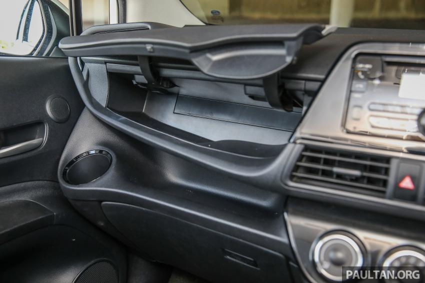 GALLERY: Toyota Sienta 1.5G – the base model MPV Image #545364