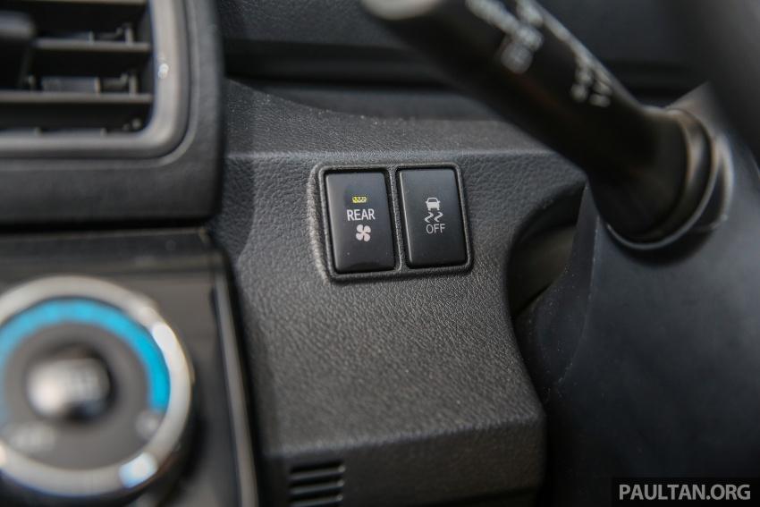 GALLERY: Toyota Sienta 1.5G – the base model MPV Image #545365