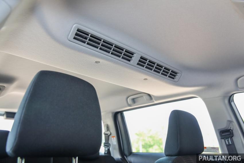 GALLERY: Toyota Sienta 1.5G – the base model MPV Image #545371