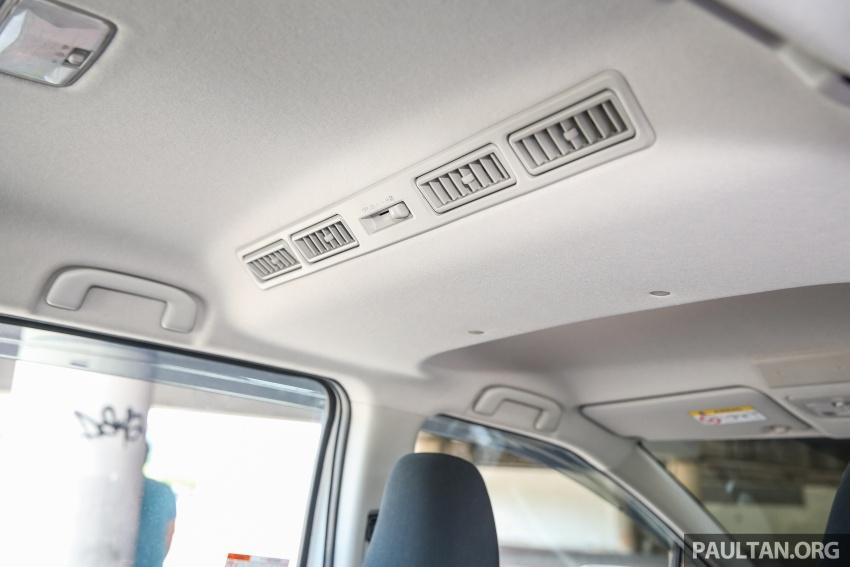 GALLERY: Toyota Sienta 1.5G – the base model MPV Image #545375