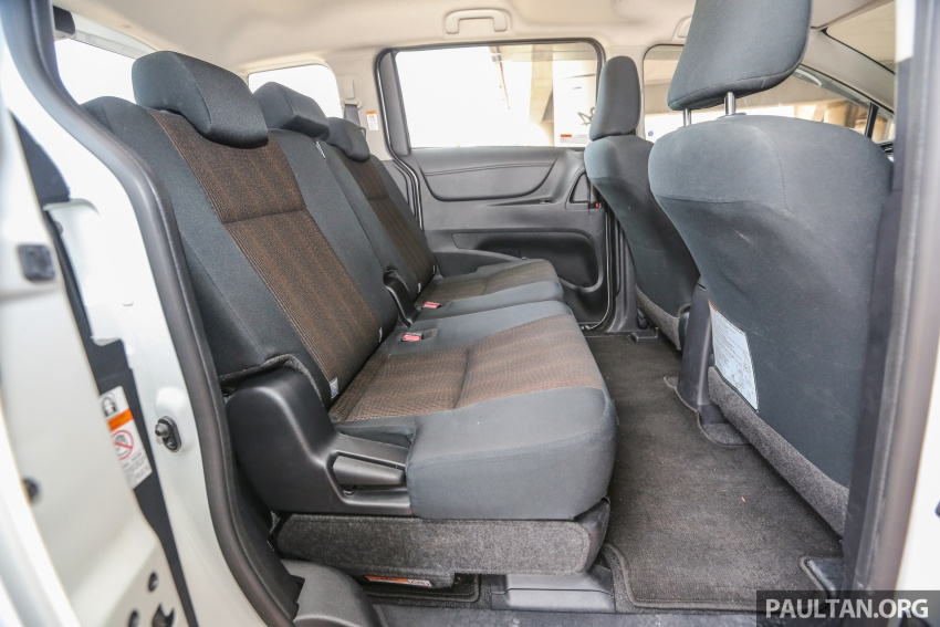 GALLERY: Toyota Sienta 1.5G – the base model MPV Image #545391