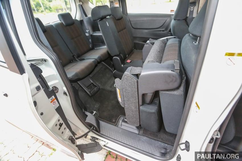 GALLERY: Toyota Sienta 1.5G – the base model MPV Image #545395