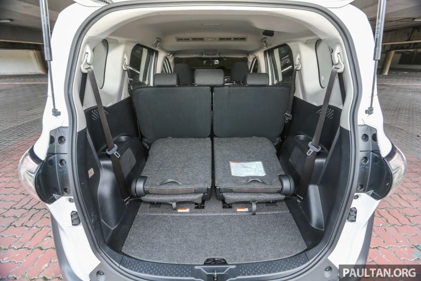 GALLERY: Toyota Sienta 1.5G – the base model MPV Image #545399