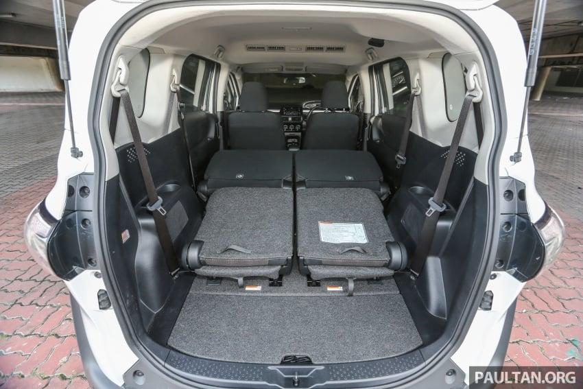 GALLERY: Toyota Sienta 1.5G – the base model MPV Image #545400