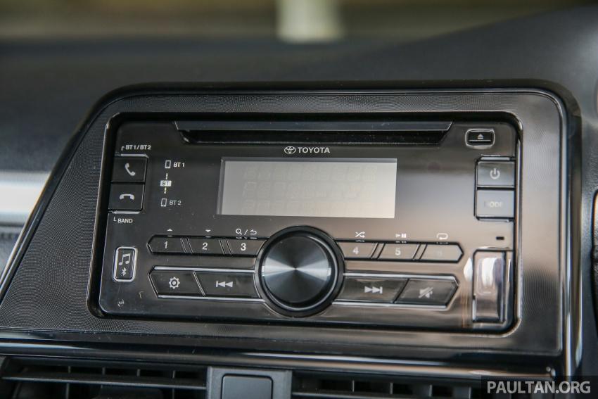 GALLERY: Toyota Sienta 1.5G – the base model MPV Image #545358