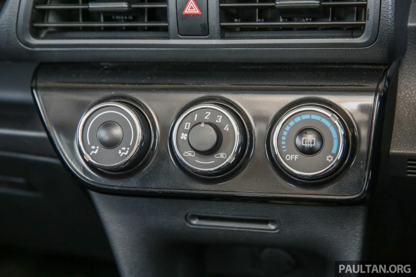 GALLERY: Toyota Sienta 1.5G – the base model MPV Image #545359
