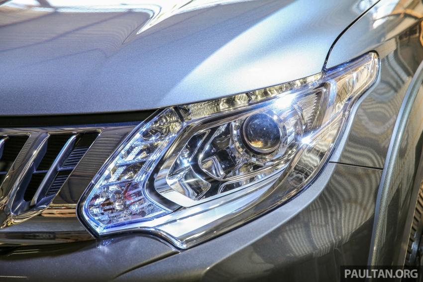 Mitsubishi Triton VGT dipertingkat dilancarkan- 2.4L MIVEC Turbodiesel, 181 PS/430 Nm, varian X baharu Image #544944