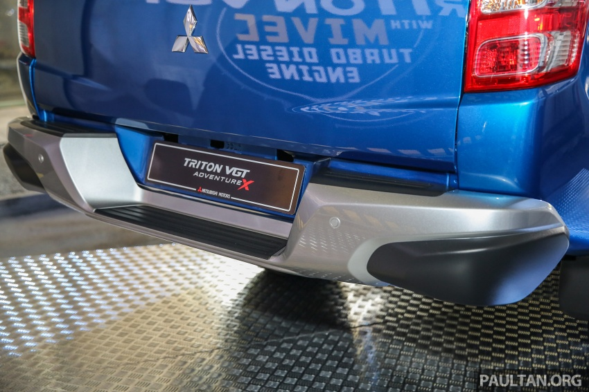 Mitsubishi Triton VGT upgraded – now with 181 PS, 430 Nm 2.4L MIVEC diesel engine, new X variant Image #544877