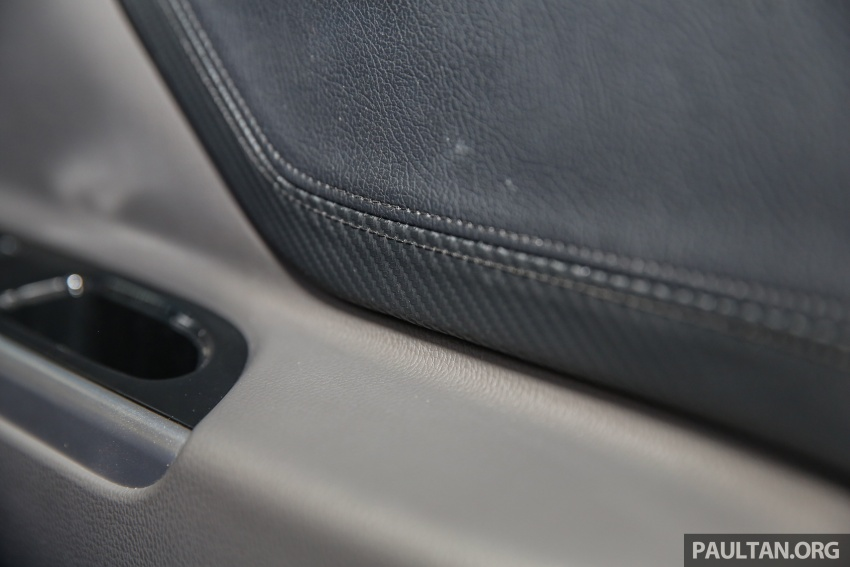 Mitsubishi Triton VGT dipertingkat dilancarkan- 2.4L MIVEC Turbodiesel, 181 PS/430 Nm, varian X baharu Image #544736