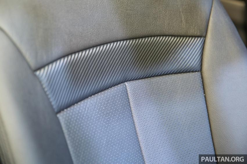 Mitsubishi Triton VGT dipertingkat dilancarkan- 2.4L MIVEC Turbodiesel, 181 PS/430 Nm, varian X baharu Image #544735