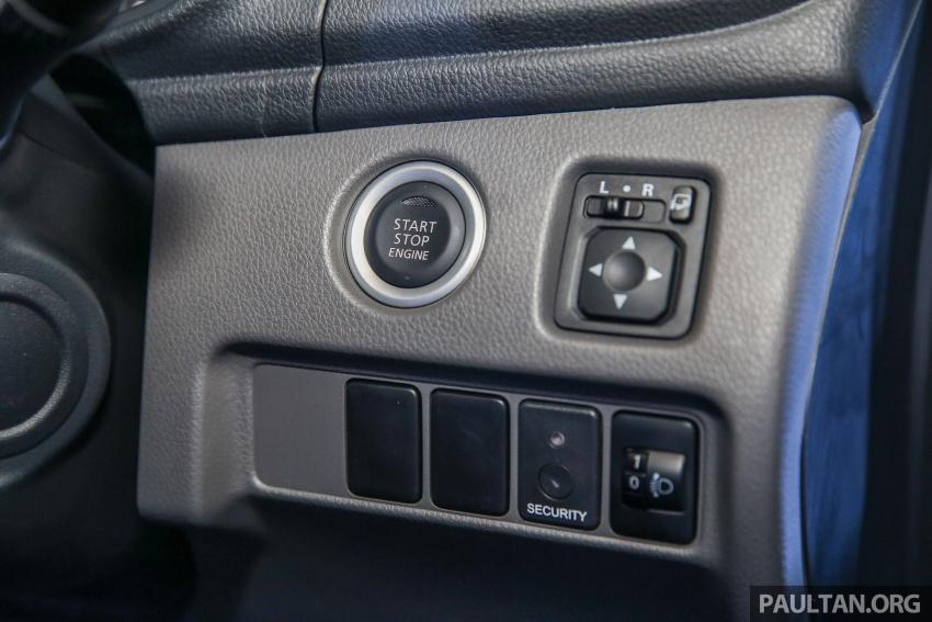 Mitsubishi Triton VGT dipertingkat dilancarkan- 2.4L MIVEC Turbodiesel, 181 PS/430 Nm, varian X baharu Image #544684