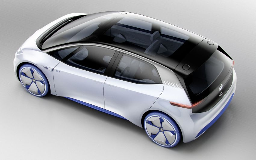 Volkswagen ID. concept previews new electric vehicle – 600 km range, on sale in 2020, autonomous in 2025 Image #557206