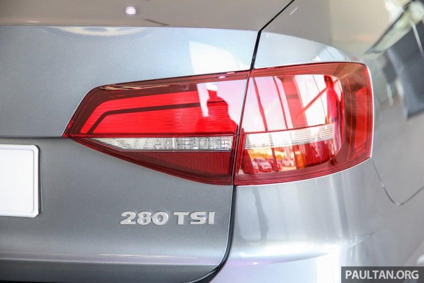 Volkswagen Jetta 2016 dilancarkan di Malaysia – tiga varian, 1.4 TSI turbo tunggal, harga bermula RM109k Image #554036