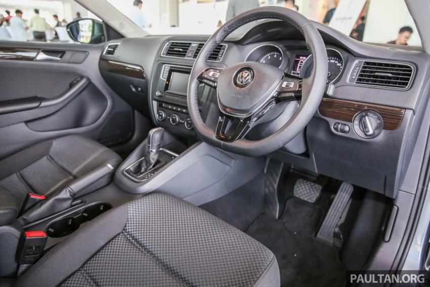 Volkswagen Jetta 2016 dilancarkan di Malaysia – tiga varian, 1.4 TSI turbo tunggal, harga bermula RM109k Image #554042