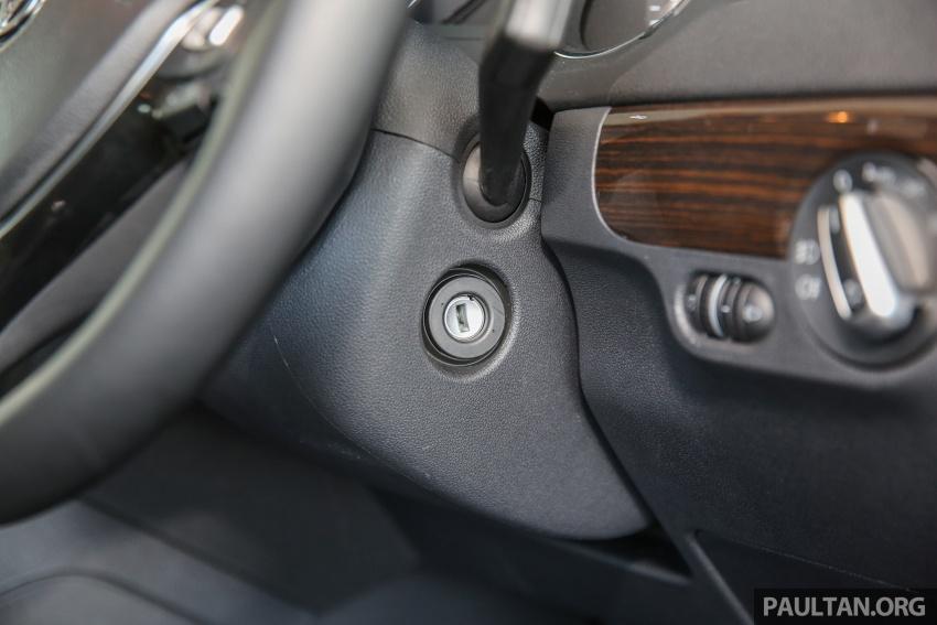 Volkswagen Jetta 2016 dilancarkan di Malaysia – tiga varian, 1.4 TSI turbo tunggal, harga bermula RM109k Image #554052