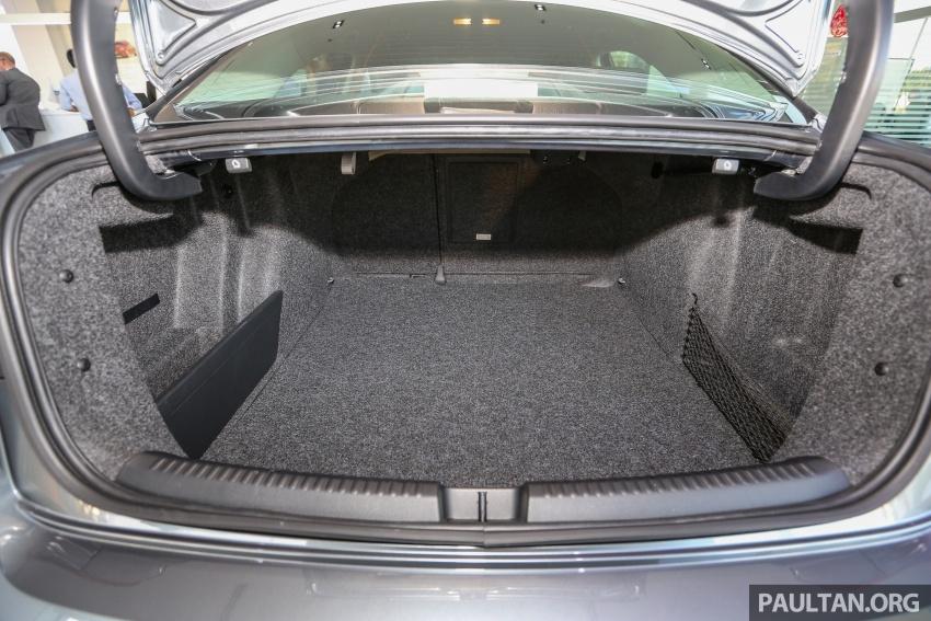 Volkswagen Jetta 2016 dilancarkan di Malaysia – tiga varian, 1.4 TSI turbo tunggal, harga bermula RM109k Image #554062