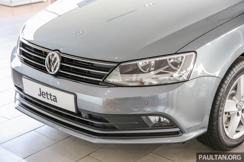 Volkswagen Jetta 2016 dilancarkan di Malaysia – tiga varian, 1.4 TSI turbo tunggal, harga bermula RM109k Image #554032