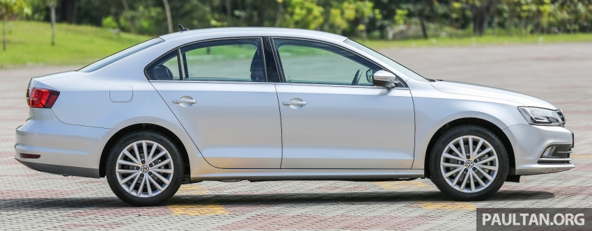 Volkswagen Jetta 2016 dilancarkan di Malaysia – tiga varian, 1.4 TSI turbo tunggal, harga bermula RM109k Image #552799