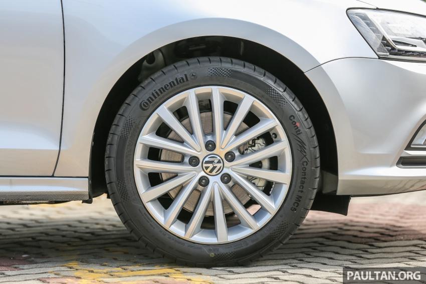 Volkswagen Jetta 2016 dilancarkan di Malaysia – tiga varian, 1.4 TSI turbo tunggal, harga bermula RM109k Image #552797