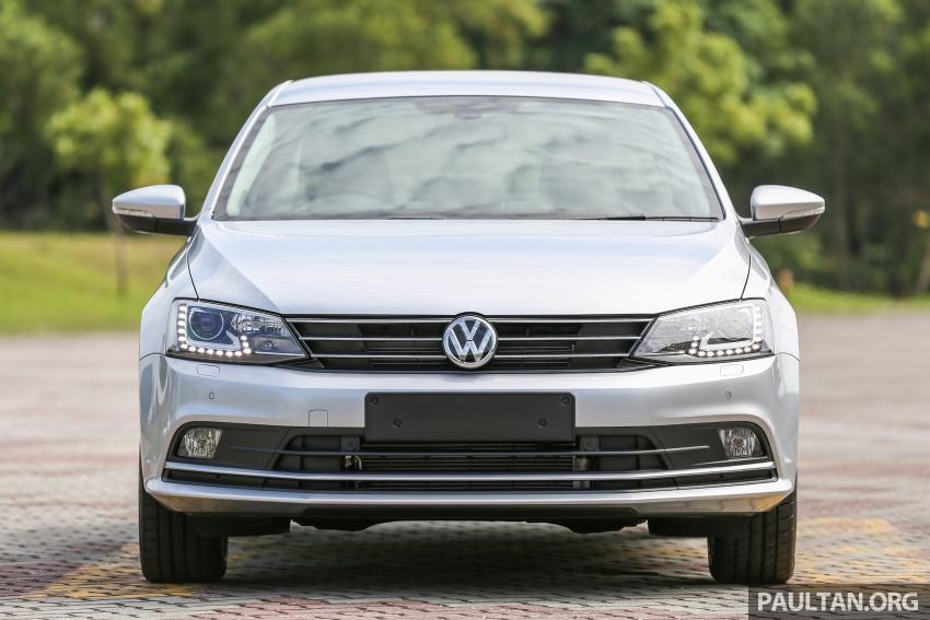 Volkswagen Jetta 2016 dilancarkan di Malaysia – tiga varian, 1.4 TSI turbo tunggal, harga bermula RM109k Image #552811
