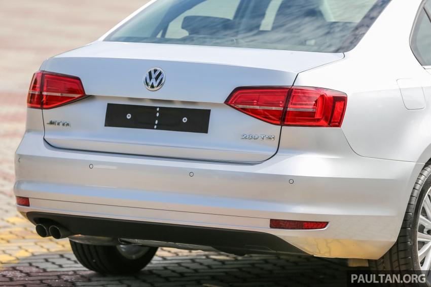 Volkswagen Jetta 2016 dilancarkan di Malaysia – tiga varian, 1.4 TSI turbo tunggal, harga bermula RM109k Image #552782