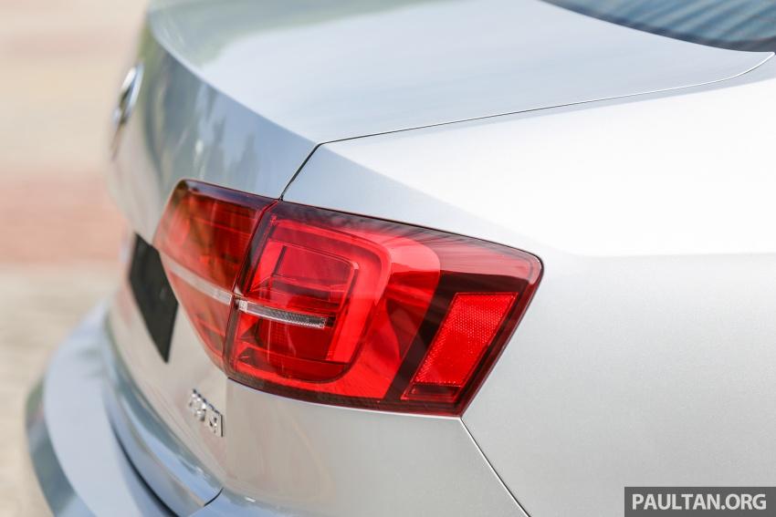 Volkswagen Jetta 2016 dilancarkan di Malaysia – tiga varian, 1.4 TSI turbo tunggal, harga bermula RM109k Image #552779