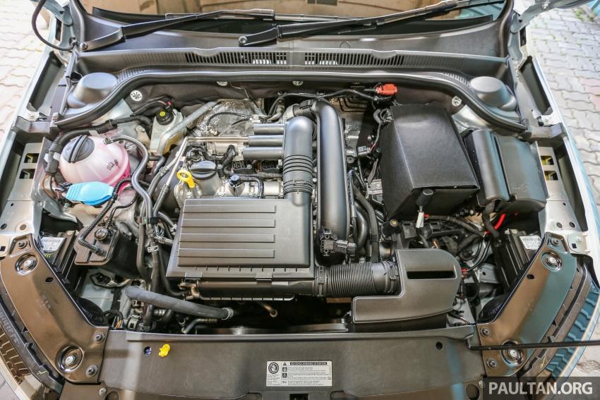 Volkswagen Jetta 2016 dilancarkan di Malaysia – tiga varian, 1.4 TSI turbo tunggal, harga bermula RM109k Image #552775