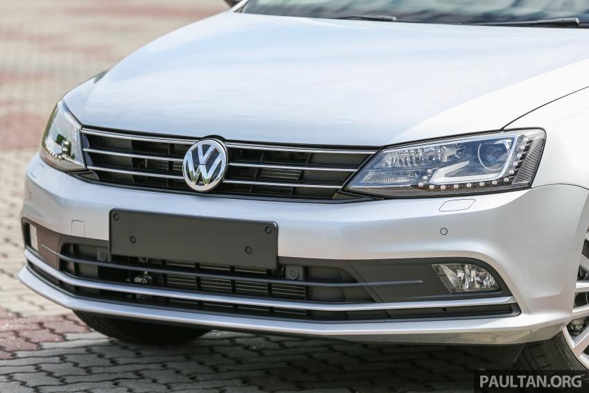Volkswagen Jetta 2016 dilancarkan di Malaysia – tiga varian, 1.4 TSI turbo tunggal, harga bermula RM109k Image #552805