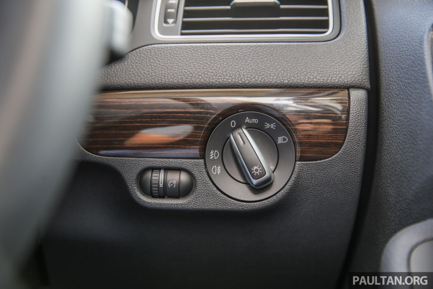 Volkswagen Jetta 2016 dilancarkan di Malaysia – tiga varian, 1.4 TSI turbo tunggal, harga bermula RM109k Image #552834